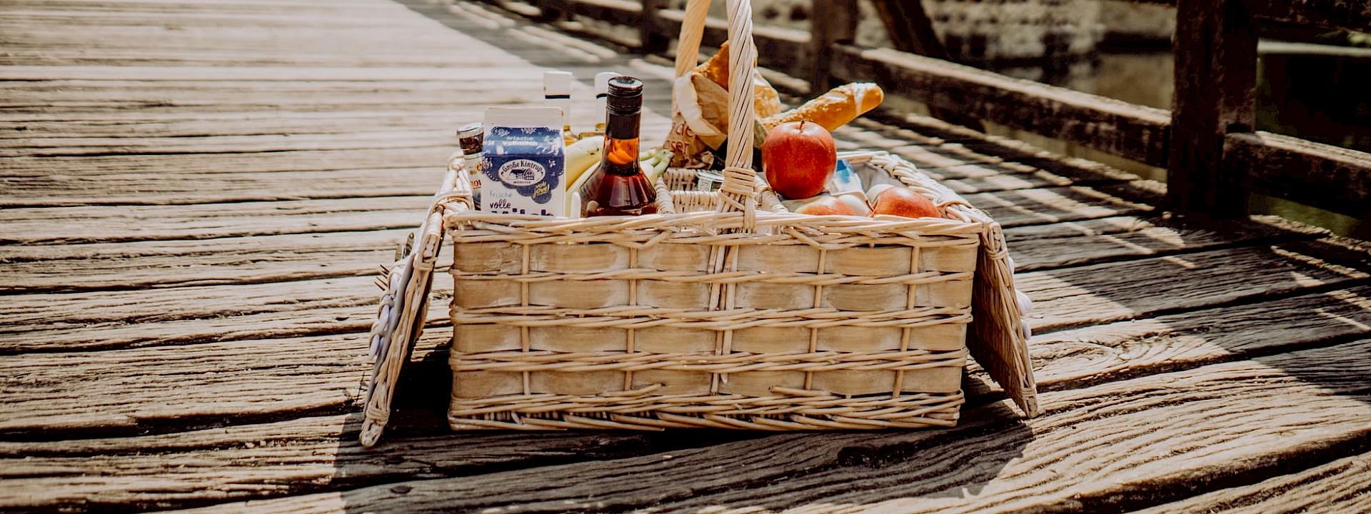 So gelingt dein perfektes Picknick! Picknick-Packliste