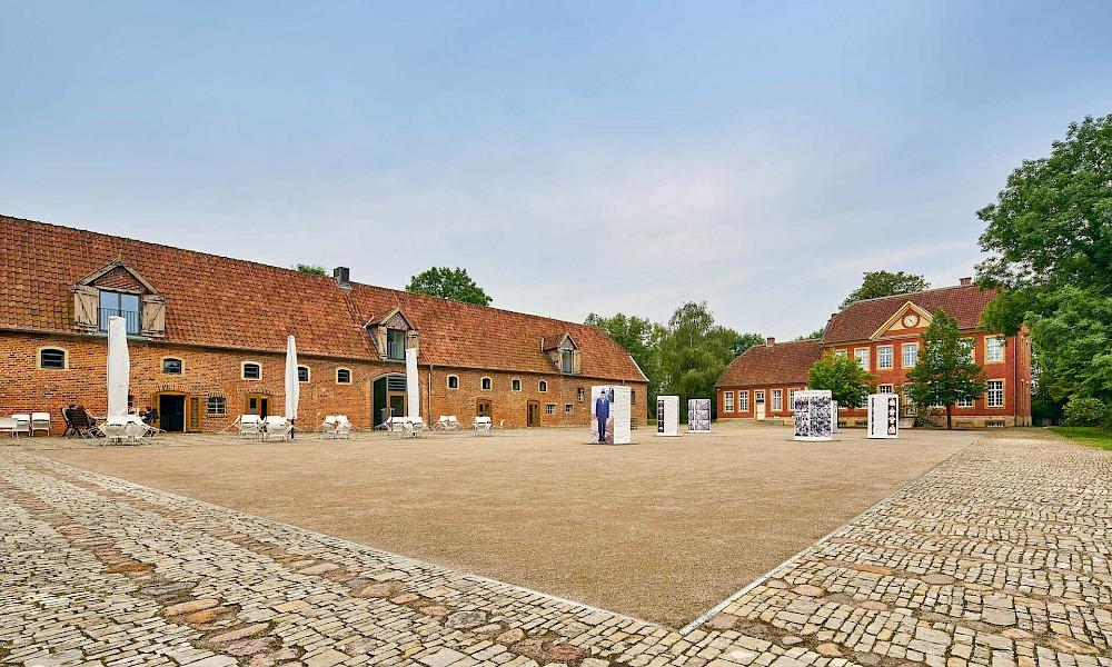 Haus Nottbeck cultural estate in Oelde