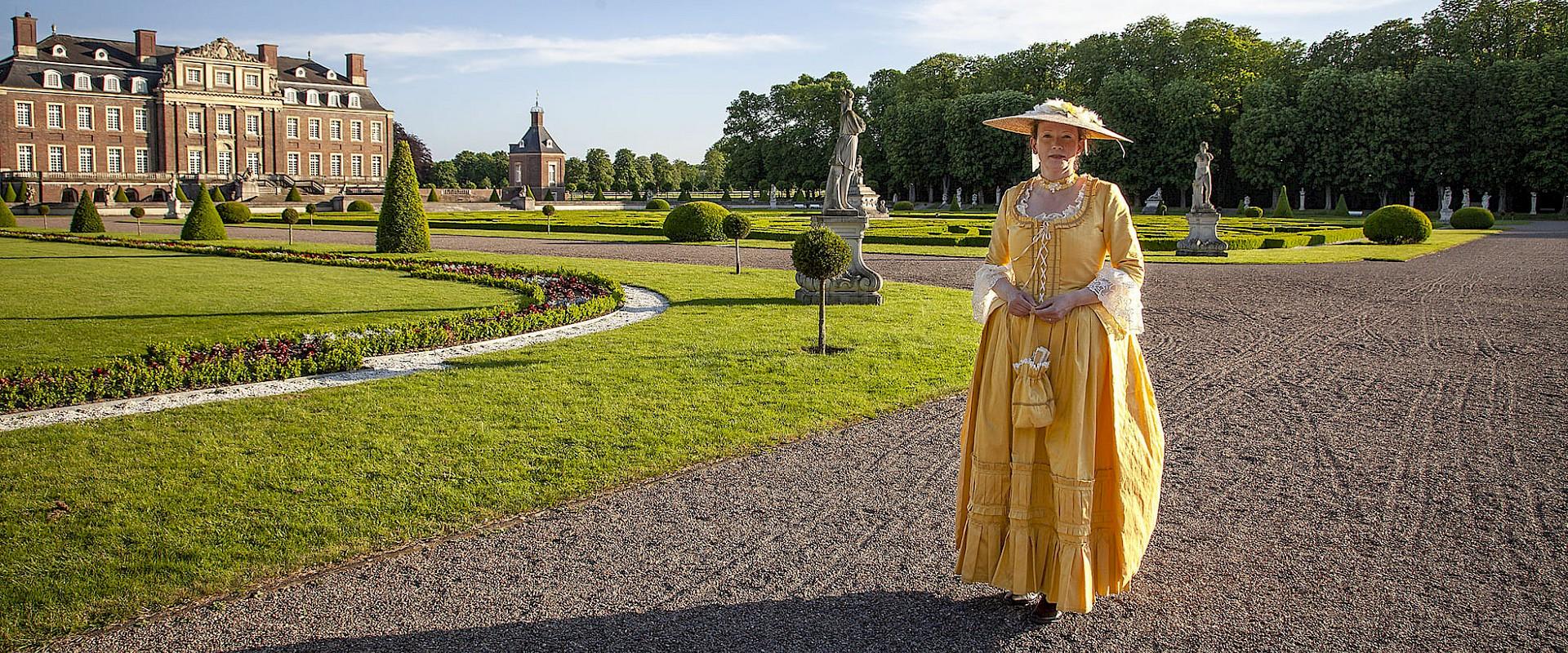 Führungen durch den Schlosspark