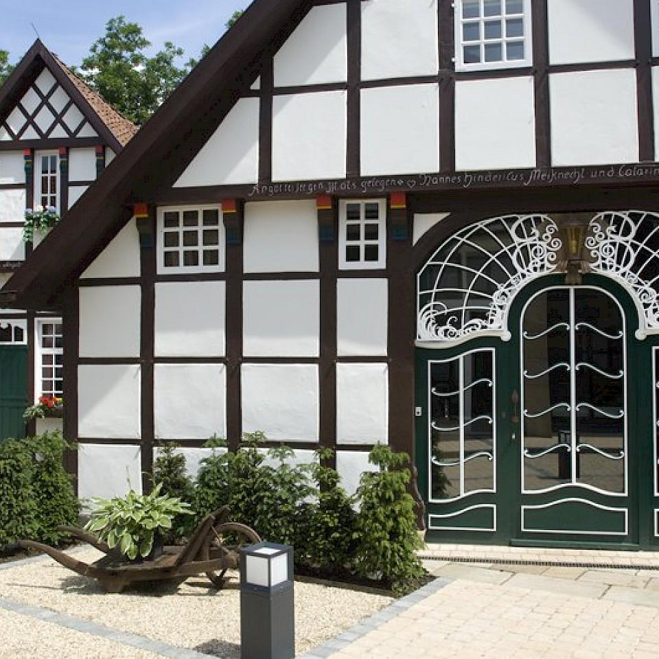 Mettingen in the Münsterland