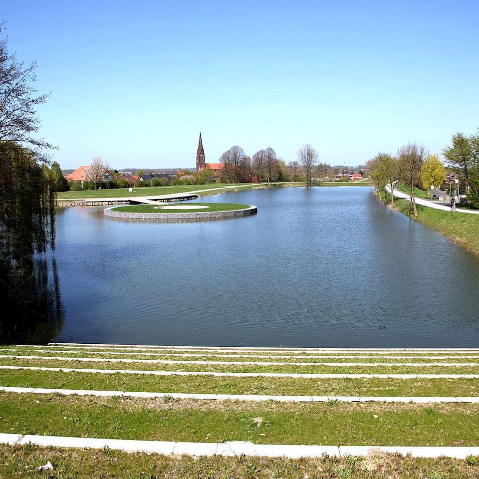 Olfen in the Münsterland