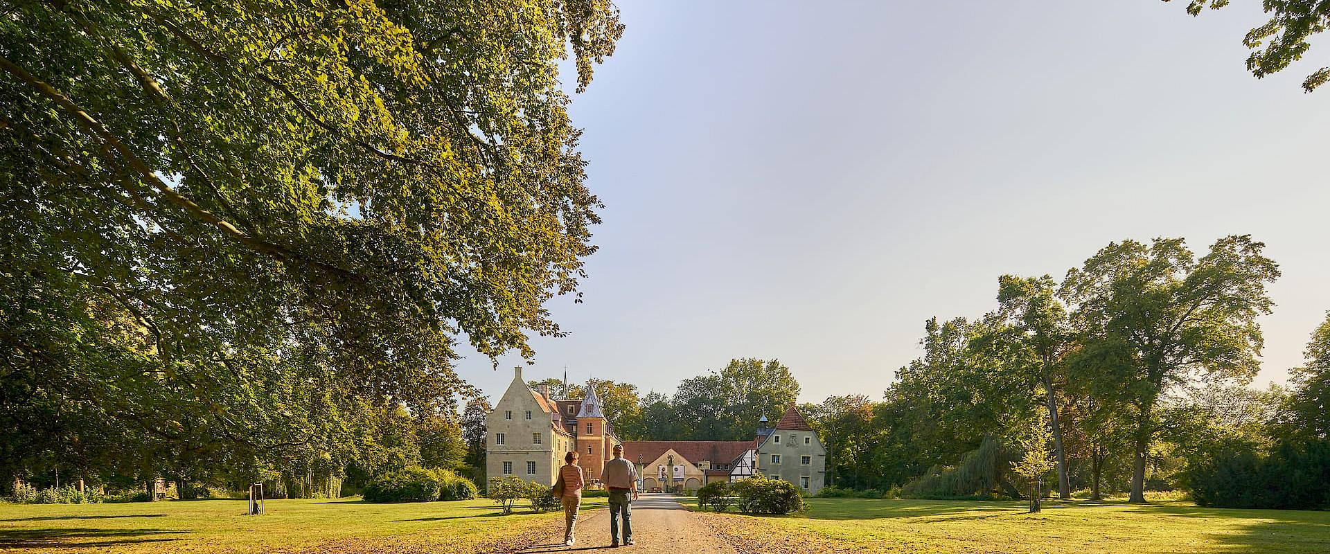 Schloss Senden im Münsterland