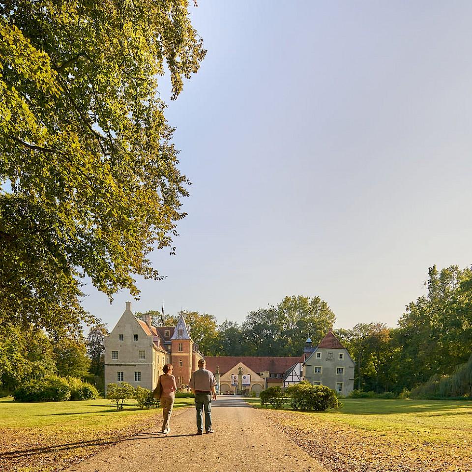 Senden Castle in Münsterland
