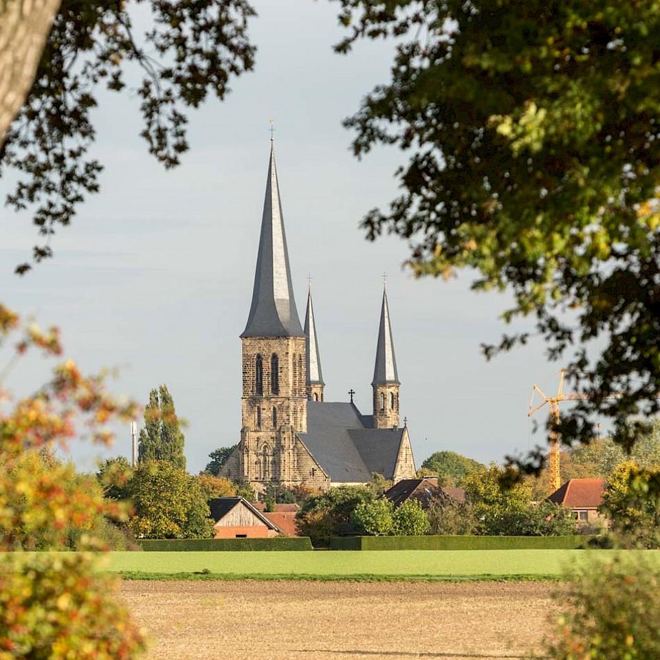 Wadersloh in the Münsterland