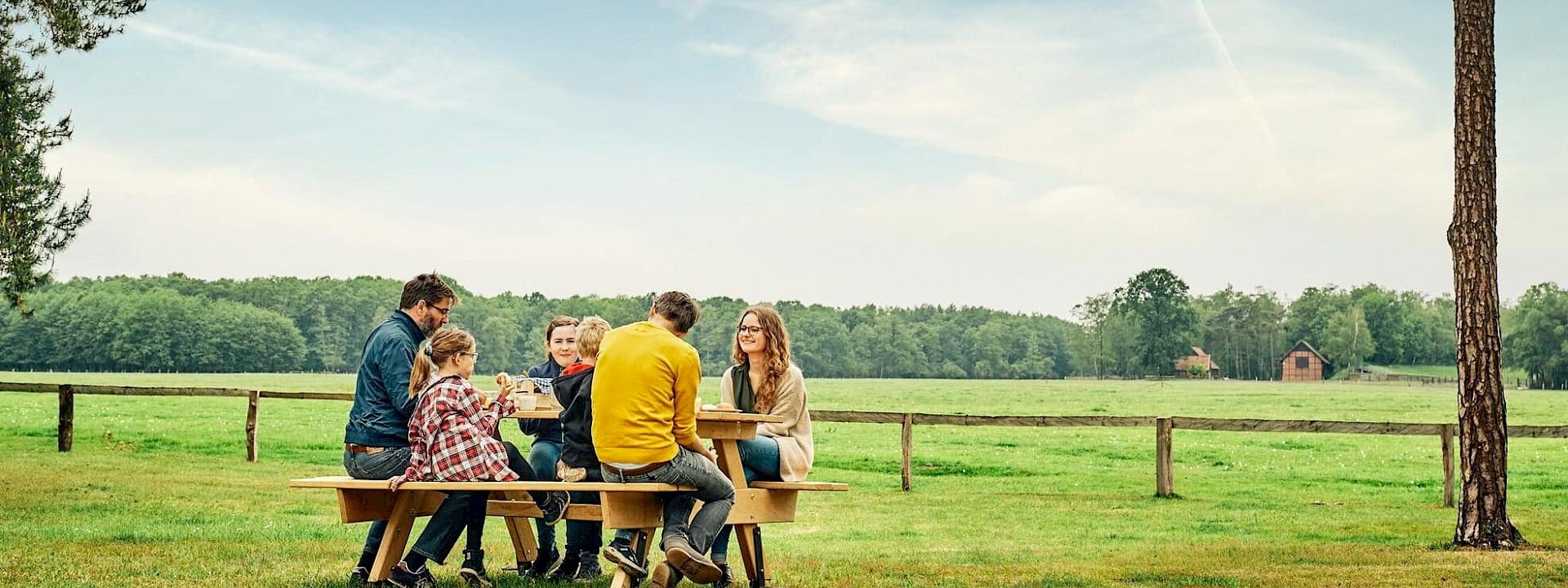 Hier ist Platz für dein nächstes Picknick Picknickplätze Münsterland