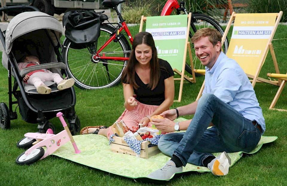 Picknicken in Haltern am See