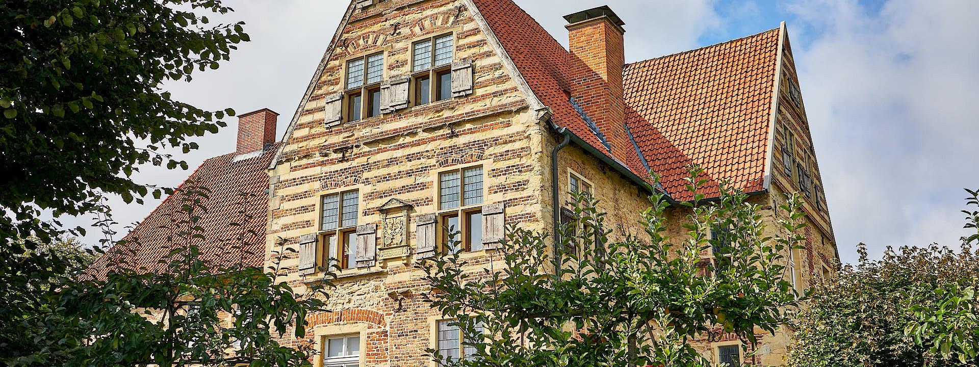 In der Stadt der Burgmannshöfe Horstmar