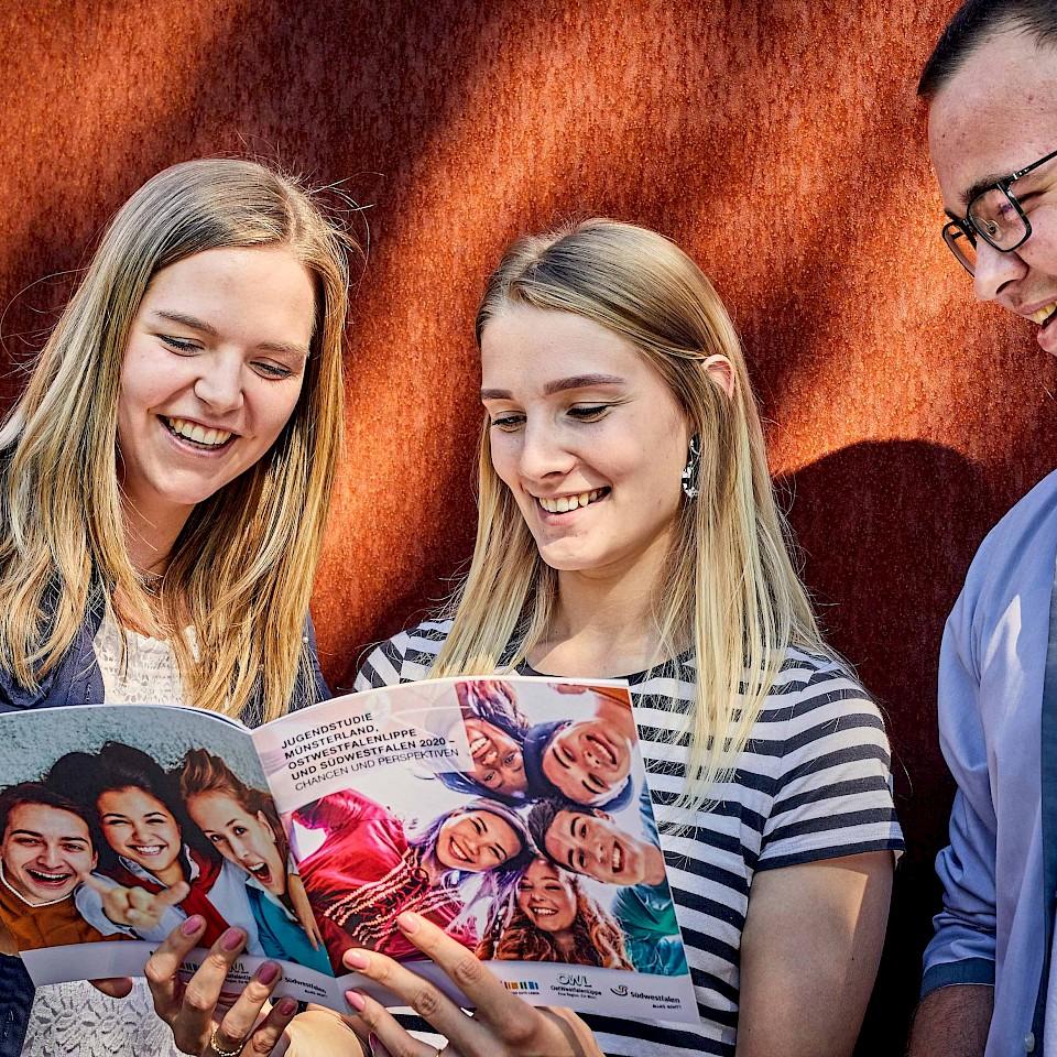 Jugendstudie zum Münsterland