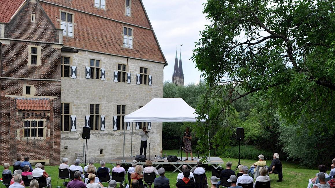 Sommerkonzert Moving Sounds auf der Kolvenburg
