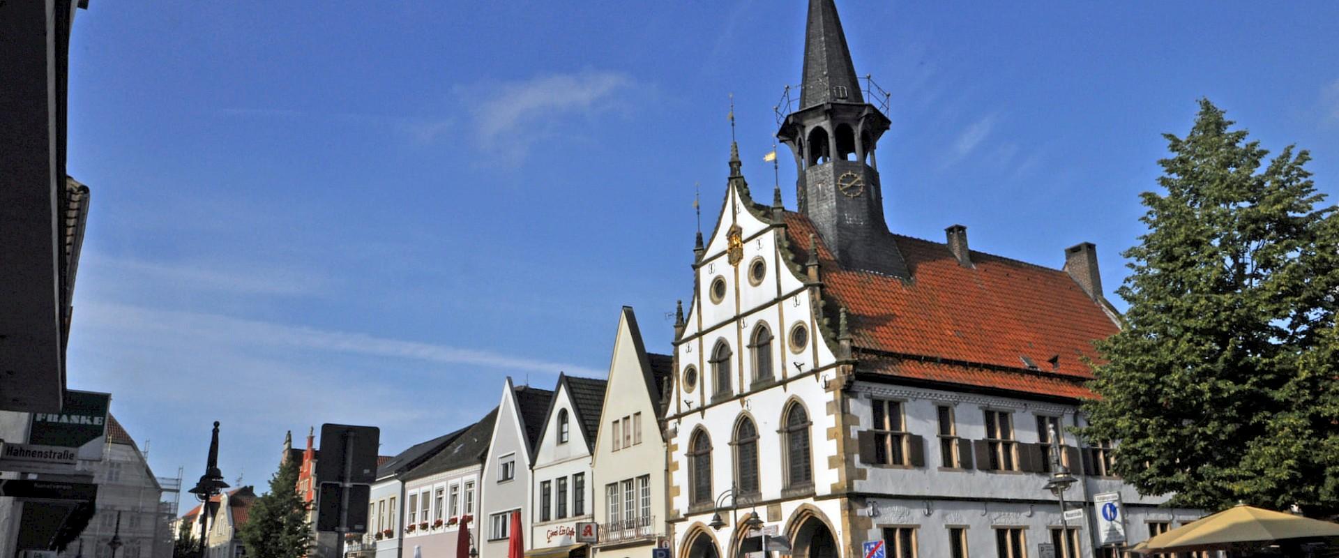 Steinfurt im Münsterland