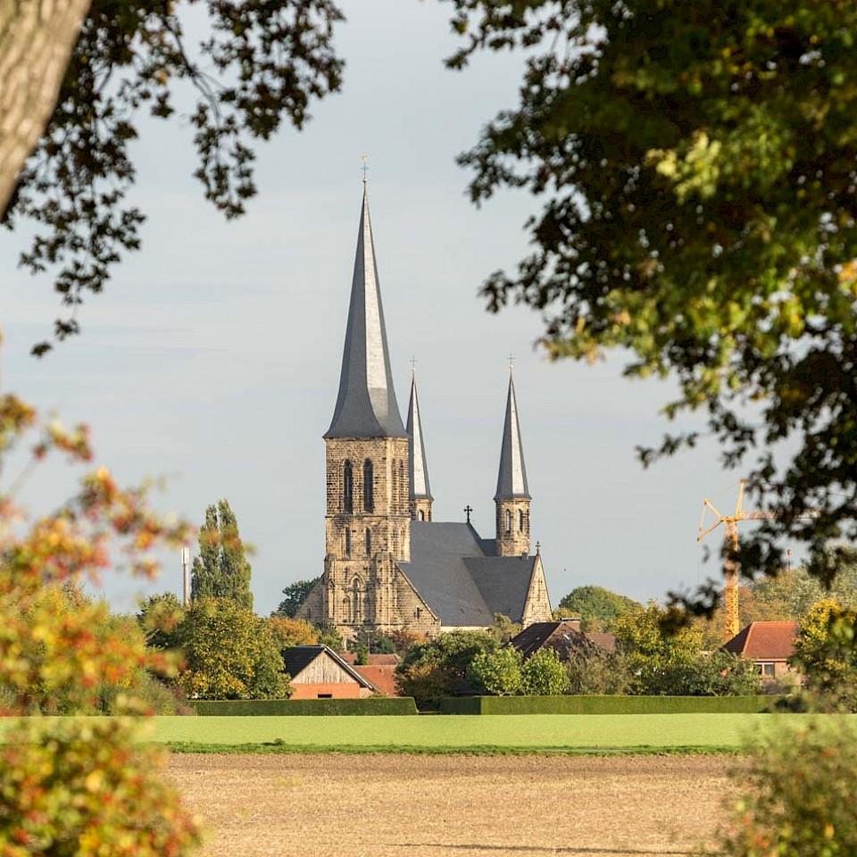 Wadersloh in het Münsterland