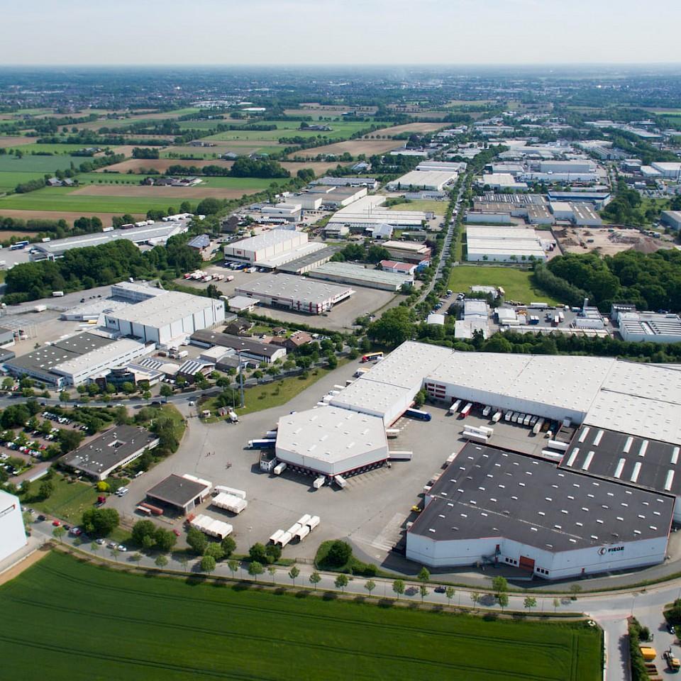 Wirtschaftsstandort Bocholt im Münsterland