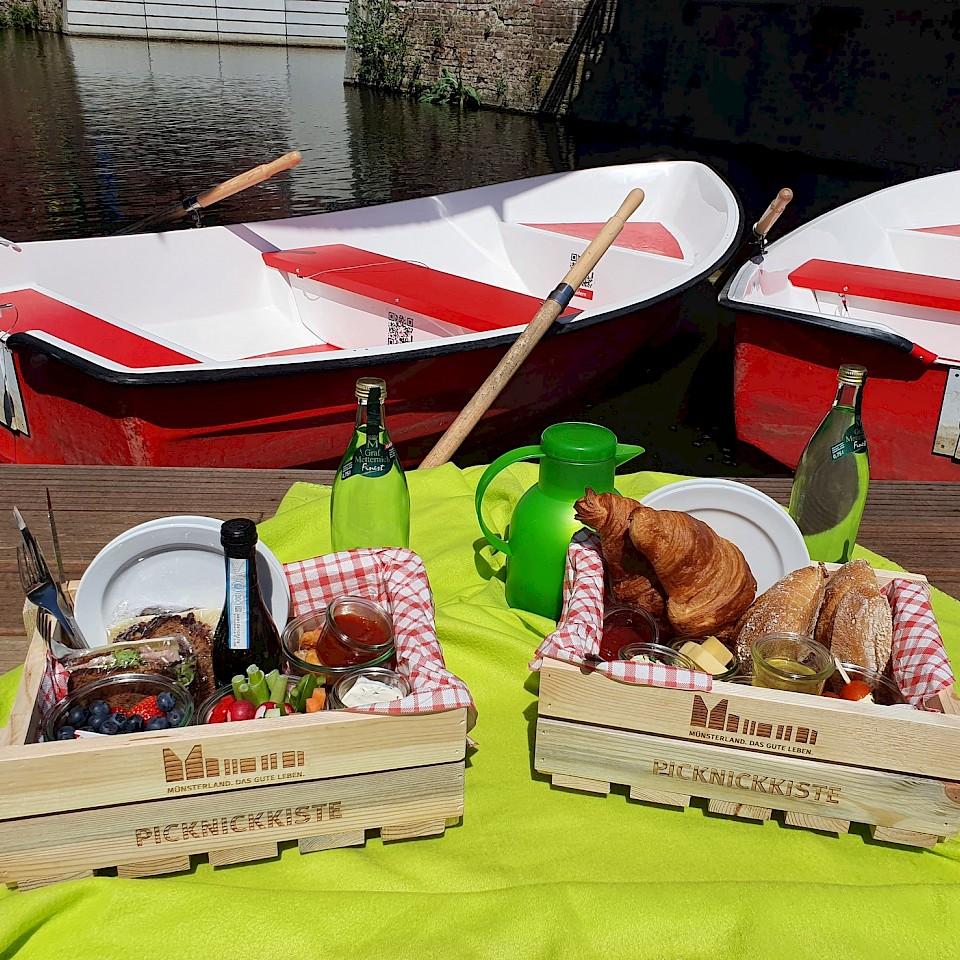 Gronau picnic baskets