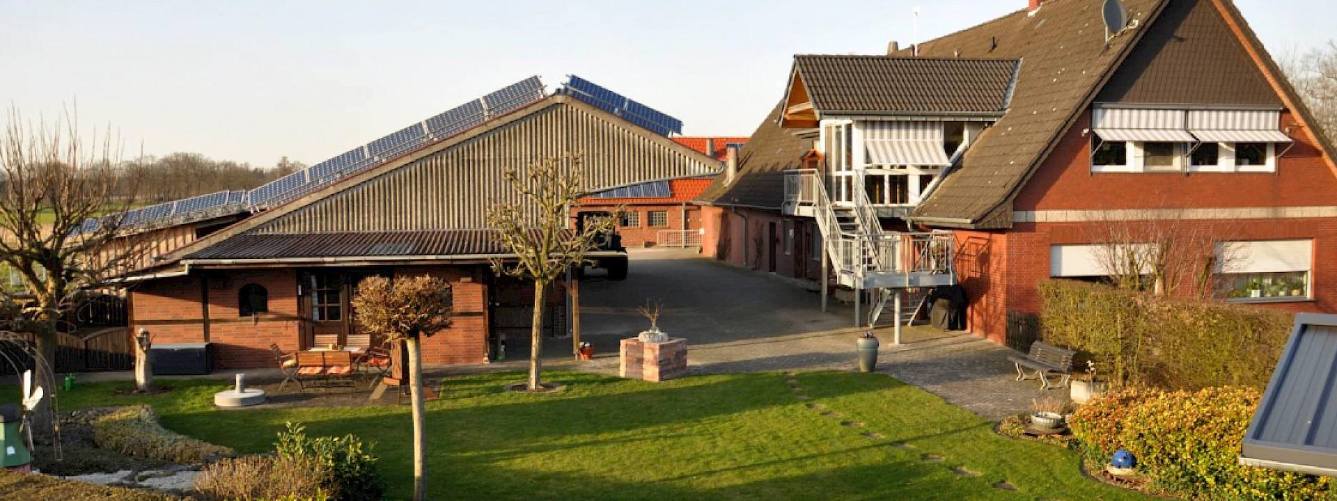 Ein Hof der Generationen Hof Fiefhaus