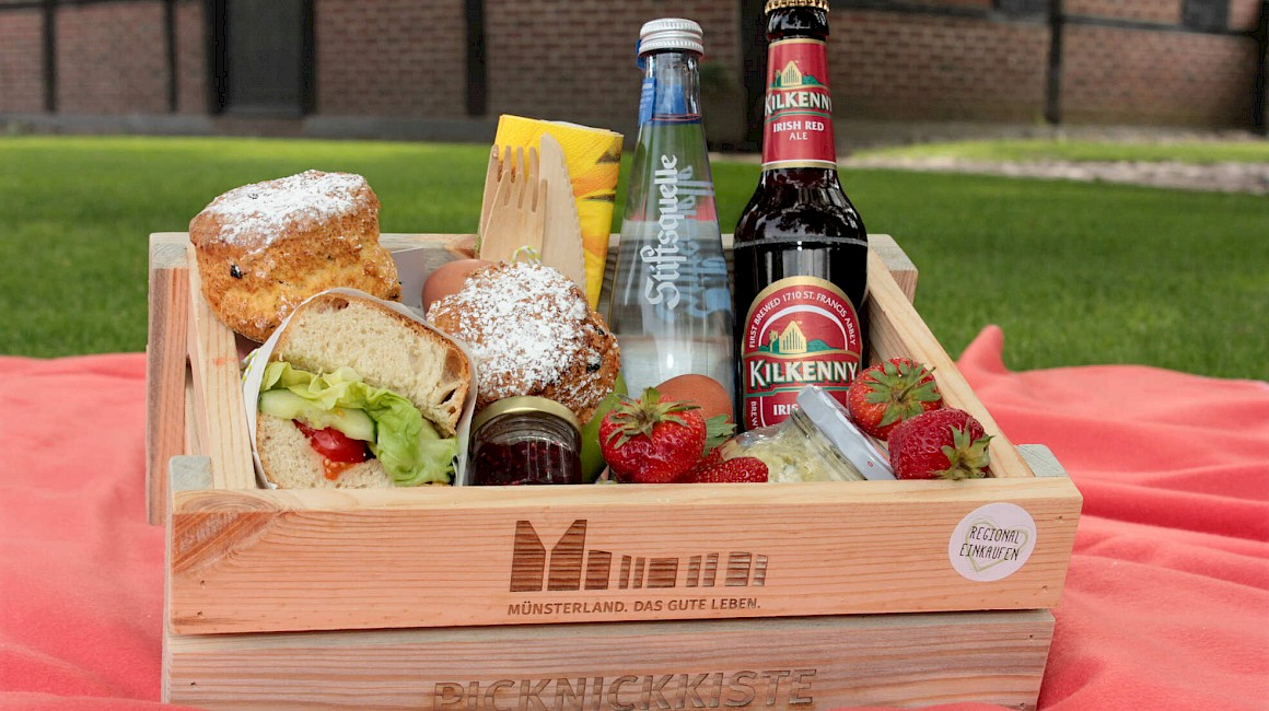 McKiernans Picknickkorb