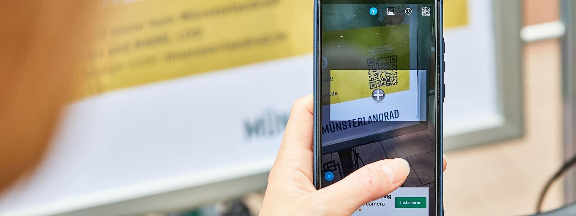 Miete dein MünsterlandRad