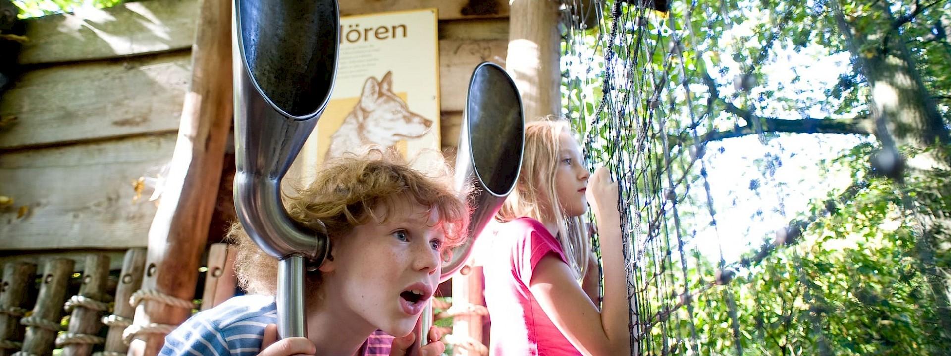 Herzklopfen in den... Zoos und Freizeitparks