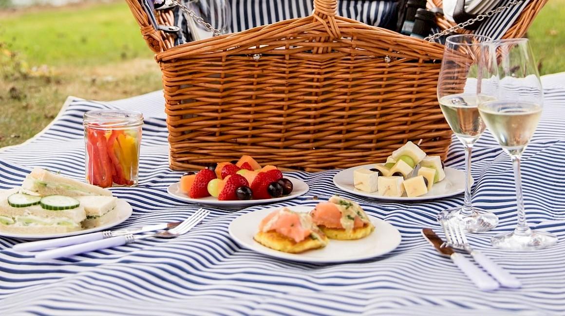 Der Hülshoff-Picknickkorb