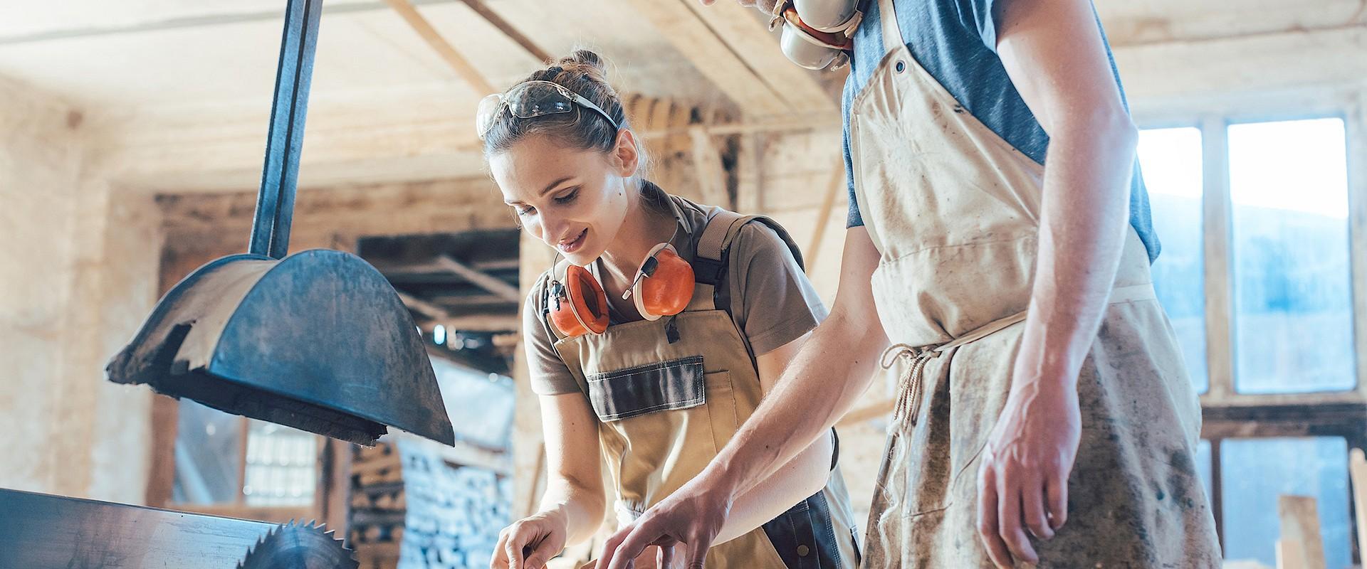 Ausbildung im Münsterland: Spannend und vielseitig
