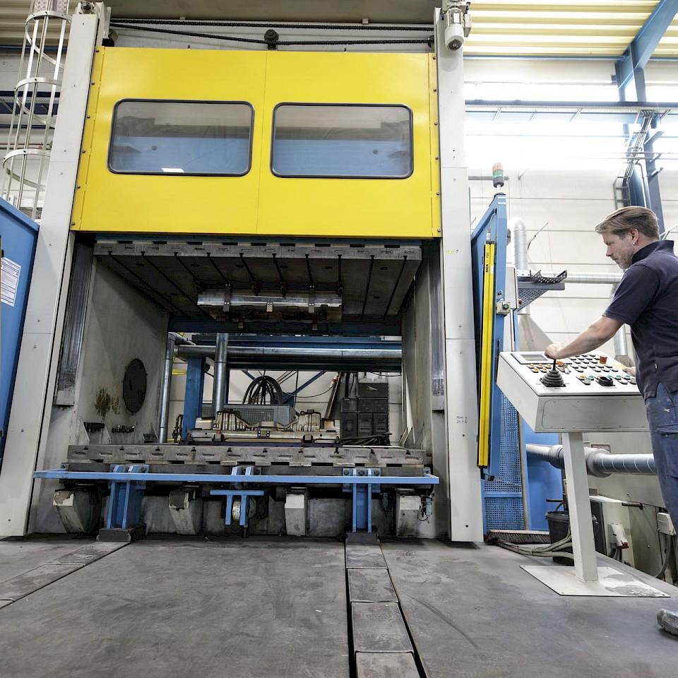 Grunewald mit Sitz in Bocholt ist ein engagierter Arbeitgeber im Münsterland.