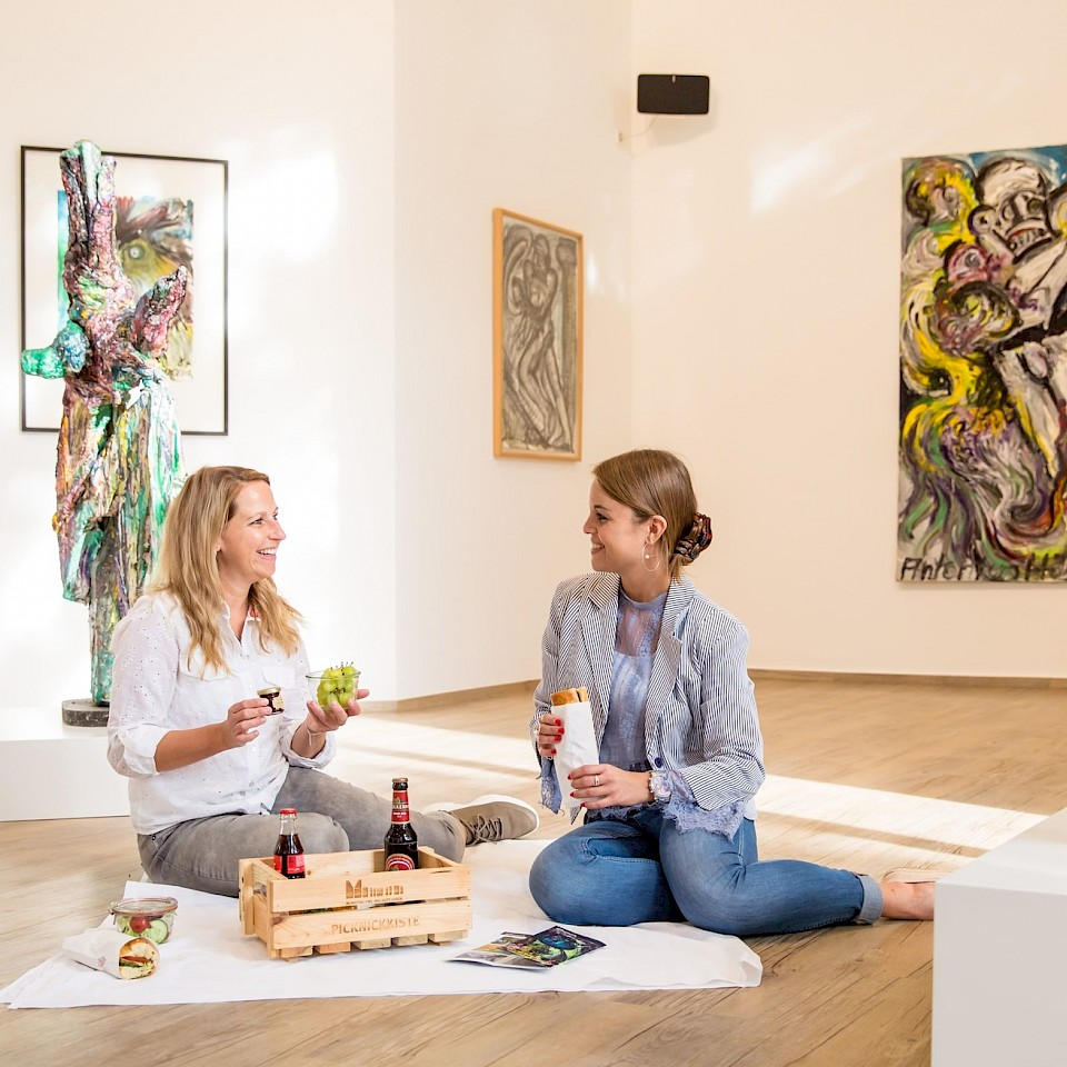 Picknickplatz Kunsthalle Hense | Gescher