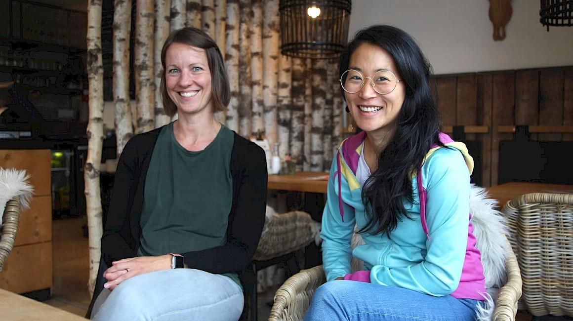 Jihn-Young und Nadine aus Borken