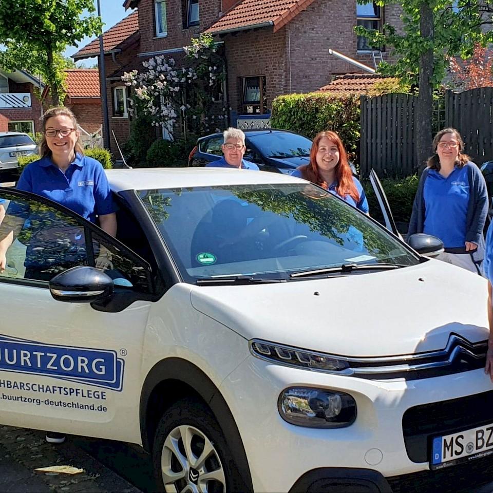Arbeiten bei Buurtzorg in Münster