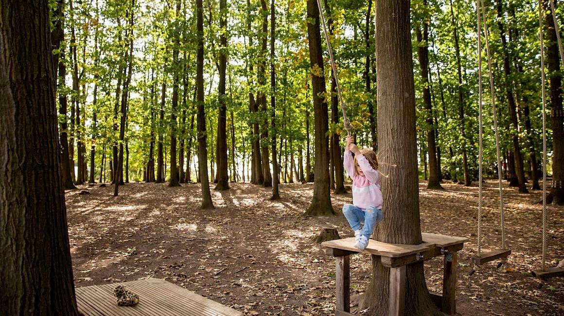 Picknickplatz Niedrigseilgarten Reken