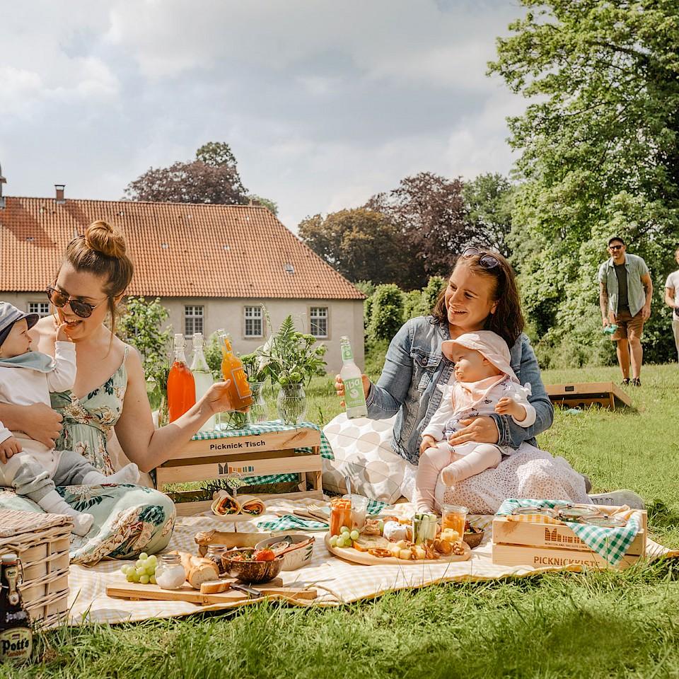 Für Familien ist das Münsterland besonders spannend