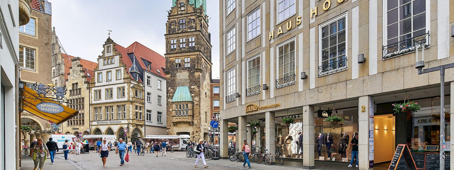 Tradition trifft Moderne Wohnen in der Stadt