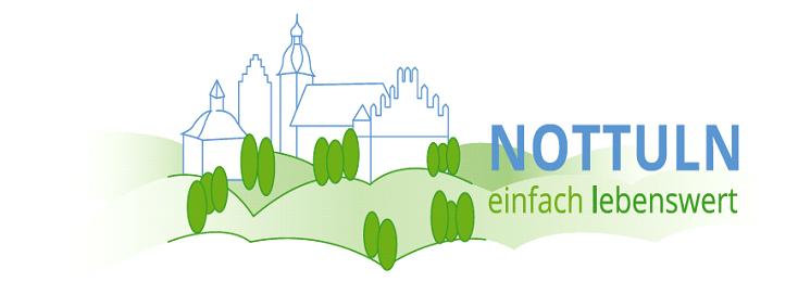 Das Logo der Gemeinde Nottuln<br>© Gemeinde Nottuln