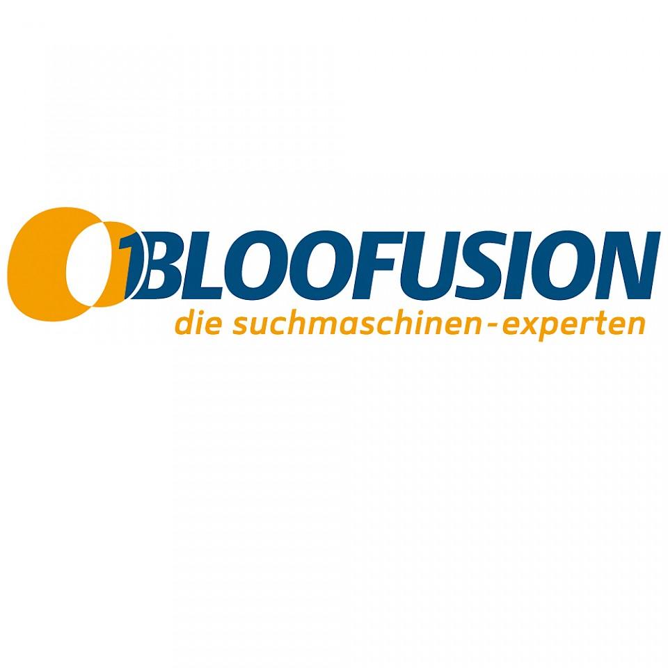 Das Logo der Bloofusion Germany GmbH