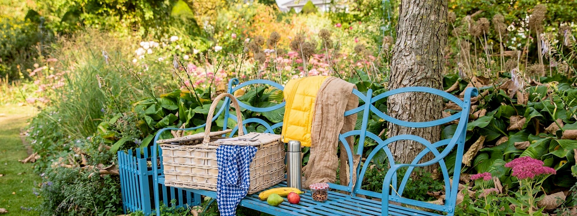 Genieße das Münsterland im Herbst Idyllische Picknickplätze