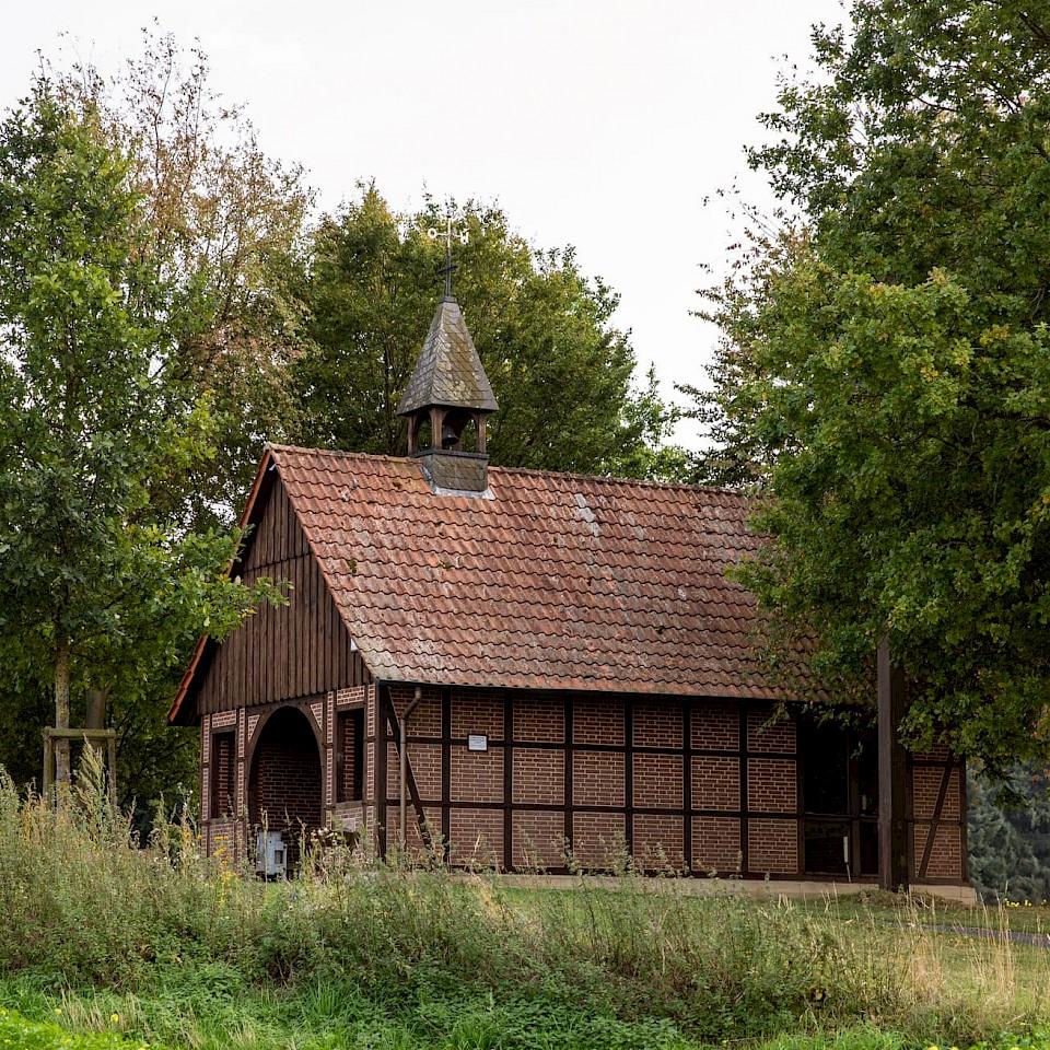 Picknickplatz Bruder-Klaus-Kapelle