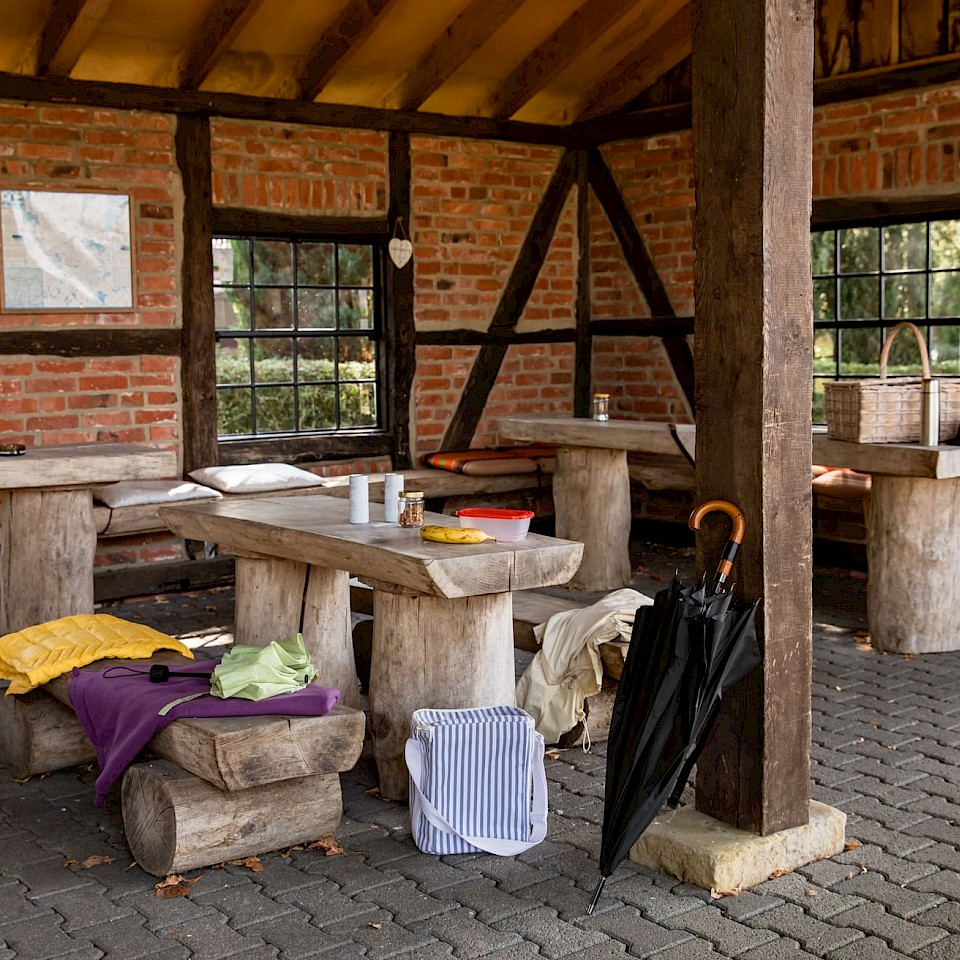 Picknickplatz Schutzhütte Wettringen