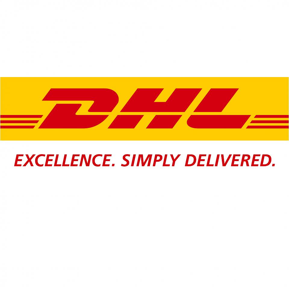 DHL Supply Chain Logo
