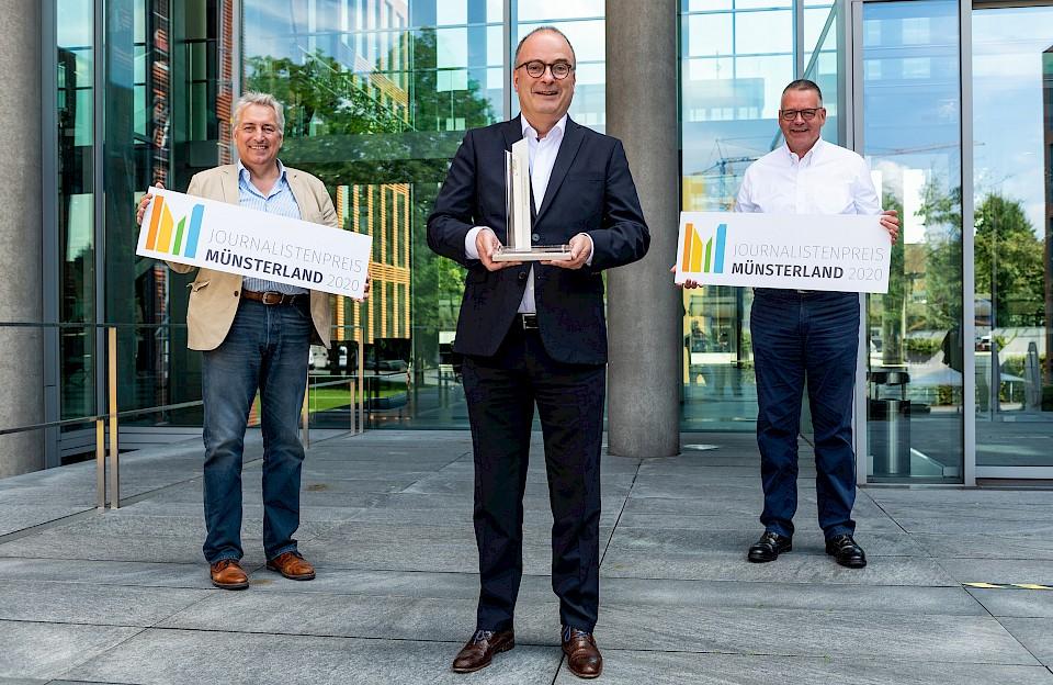 Journalistenpreis Münsterland