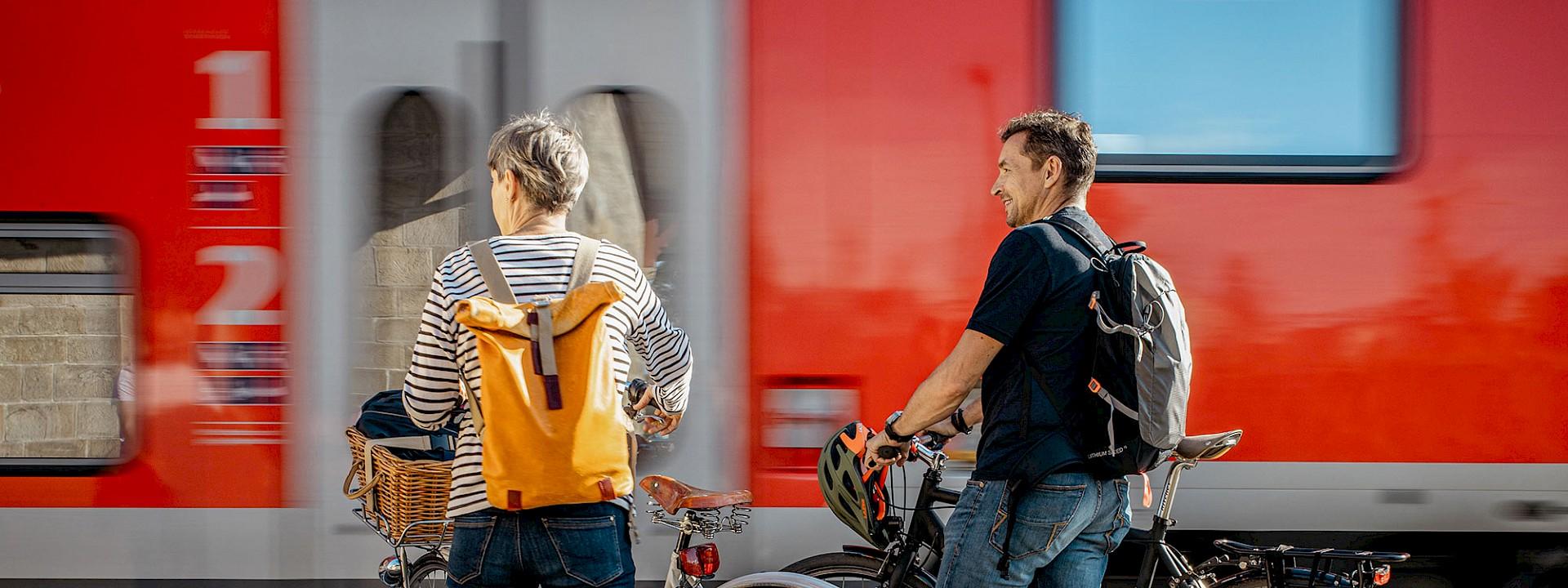 Mit Bus, Bahn, Rad und Auto Mobil durchs Münsterland