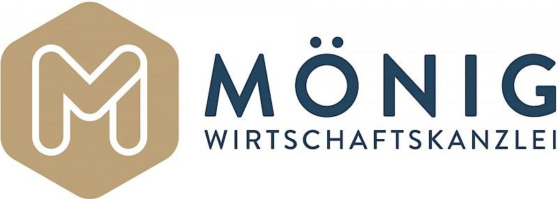 Das Logo von der MÖNIG Wirtschaftskanzlei<br>© MÖNIG Wirtschaftskanzlei Partnerschaft mbB Rechtsanwälte