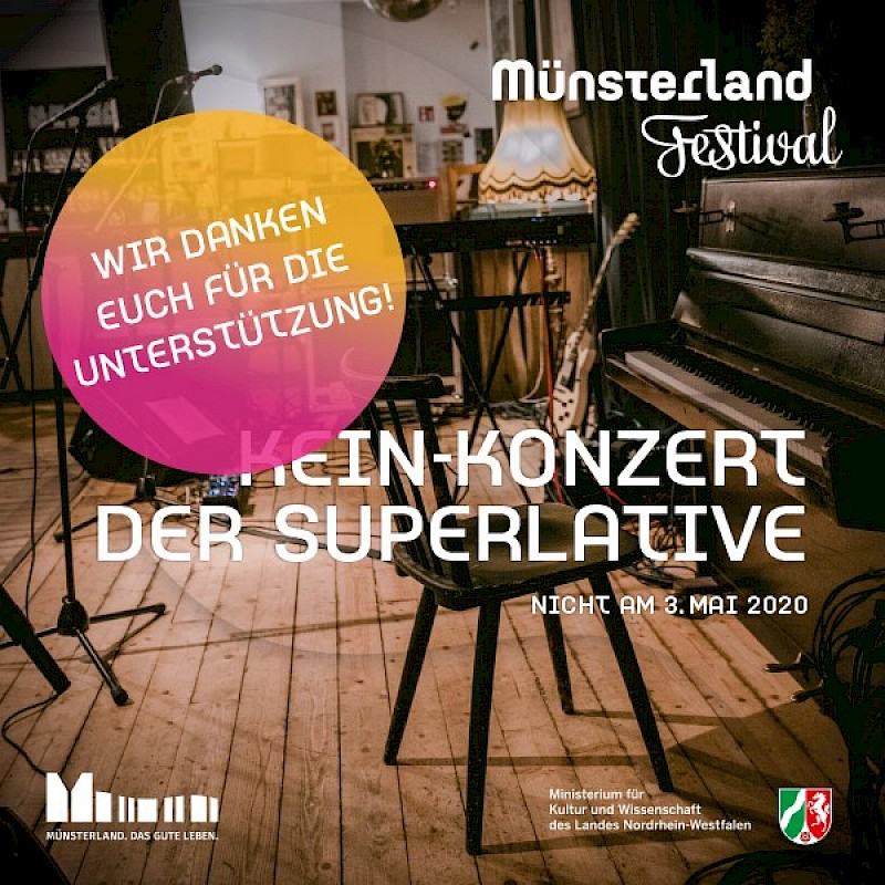 Kein-Konzert der Superlative<br>© Münsterland e.V.