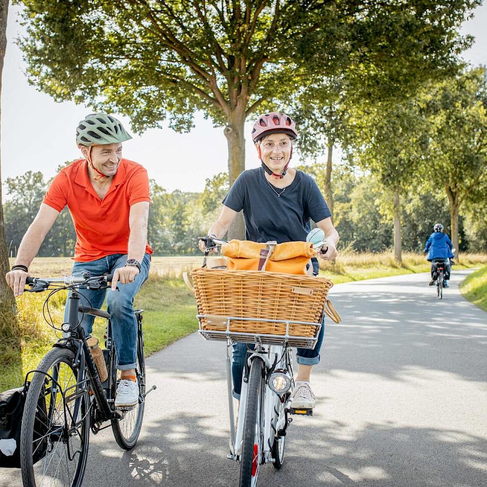 Radfahren in Ahlen
