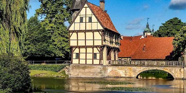 Das Torhaus von Steinfurt