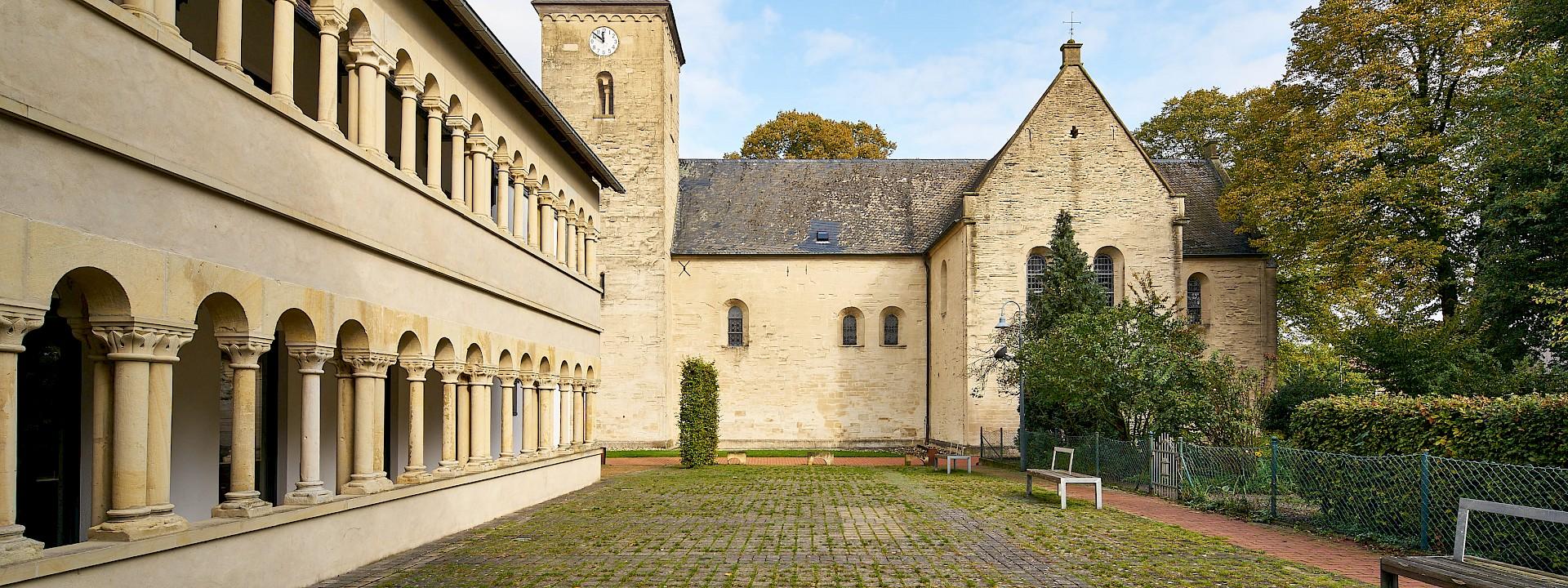 Zwischen Beethoven und bewegter Baugeschichte Stift Asbeck