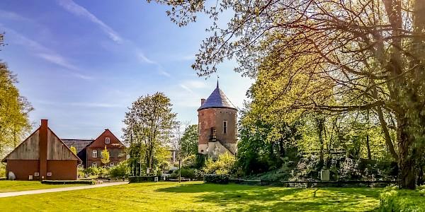 Der Burgturm von Davensberg bei Ascheberg