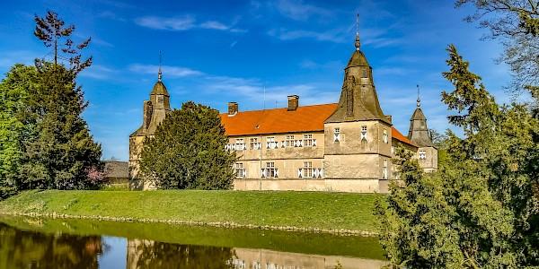 Das Schloss Westerwinkel von Aschberg