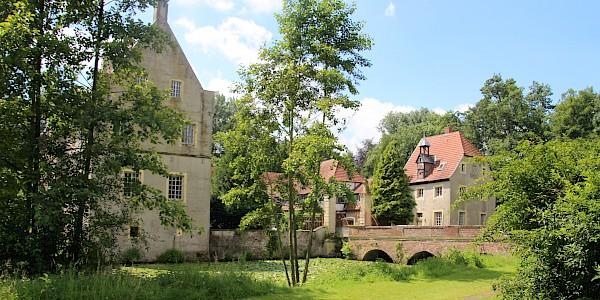 Schloss Senden mit Park