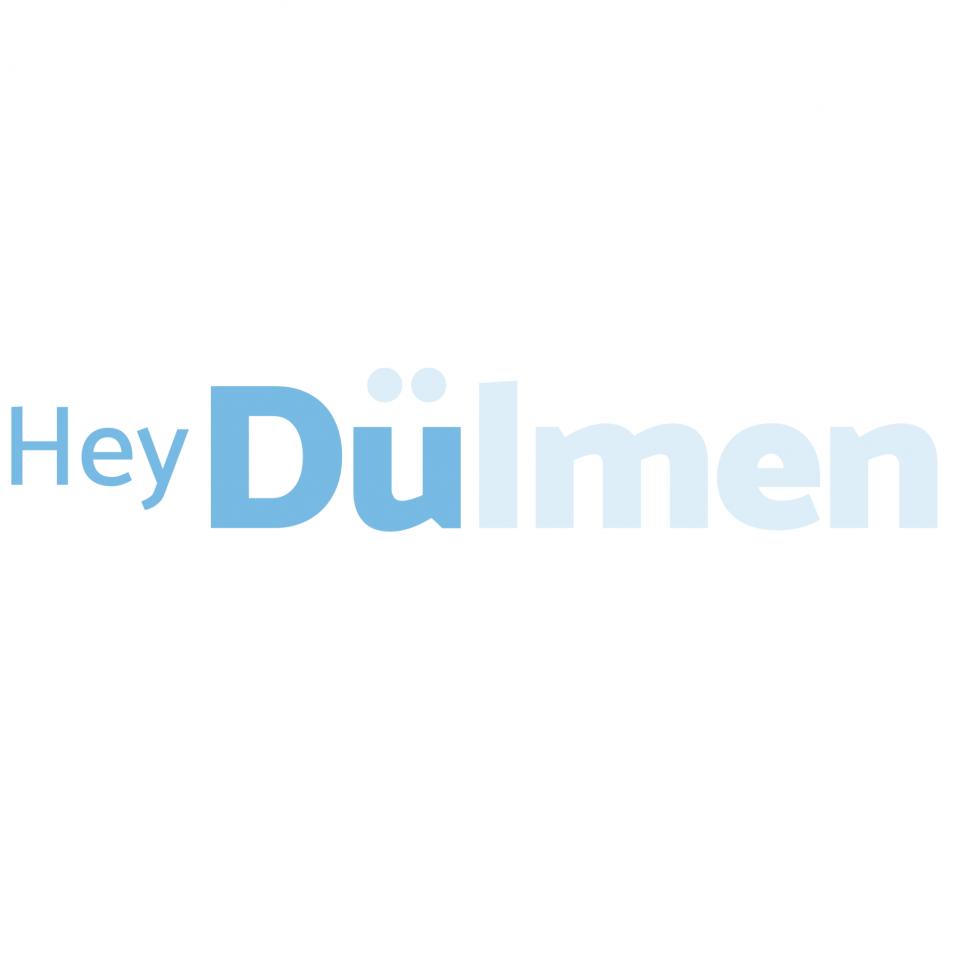 """Logo der Standortkampagne """"Hey Dülmen"""""""