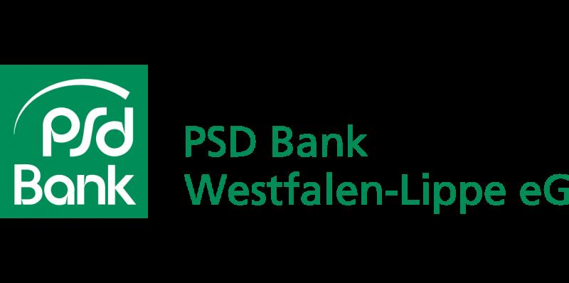 Das Logo der PSD Bank<br>© PSD Bank Westfalen-Lippe eG