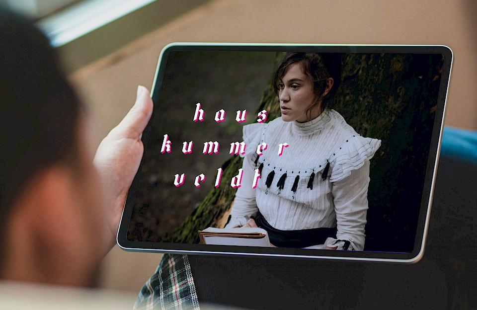 Webserie Haus Kummerveldt im Stream.