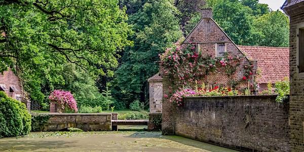 Haus Welbergen an der 100 Schlösser Route